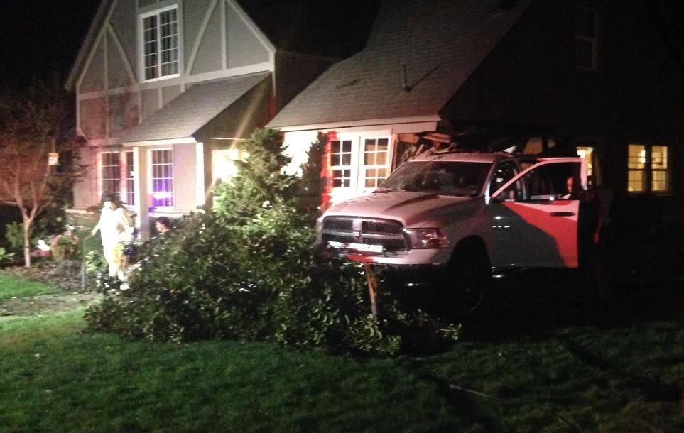 DUI road rage crash partly destroys home in Kennewick
