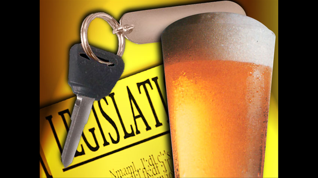 New report reveals Yakima makes up 34 percent of DUI's in the state