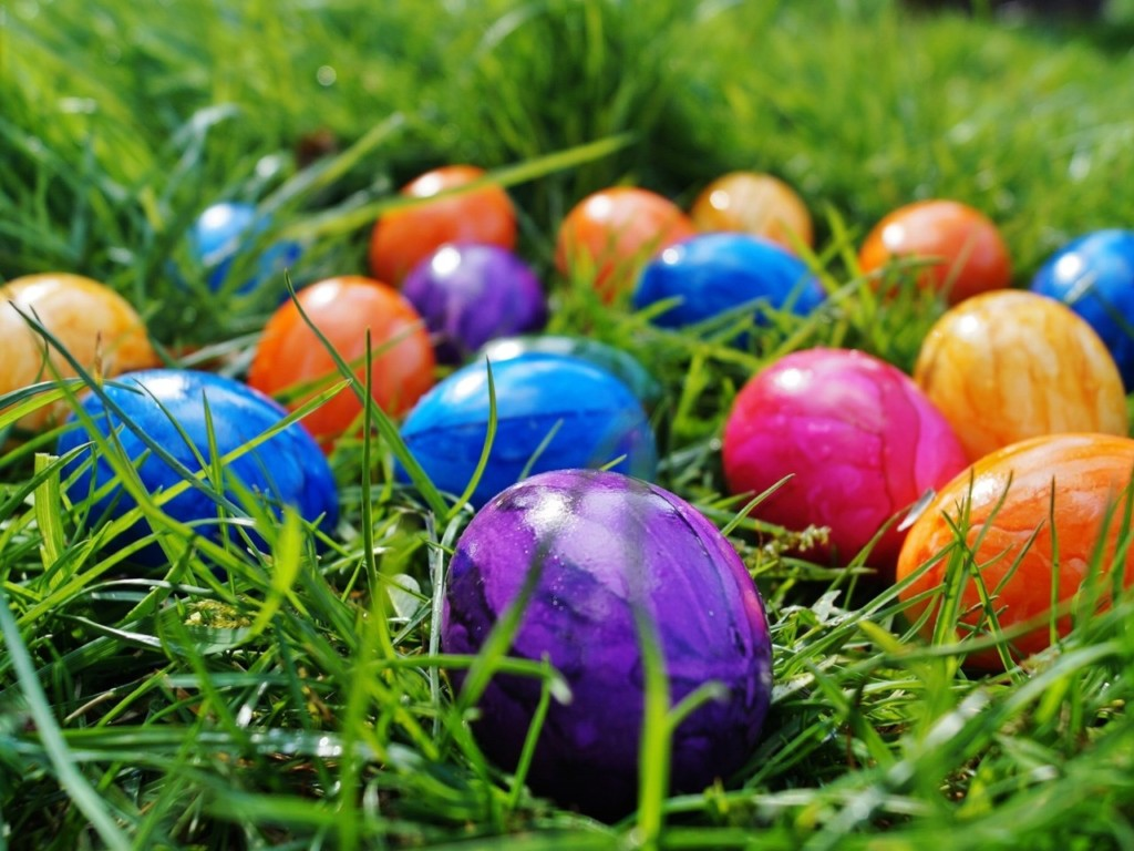 Places to hunt for eggs in the Tri-Cities on Easter weekend