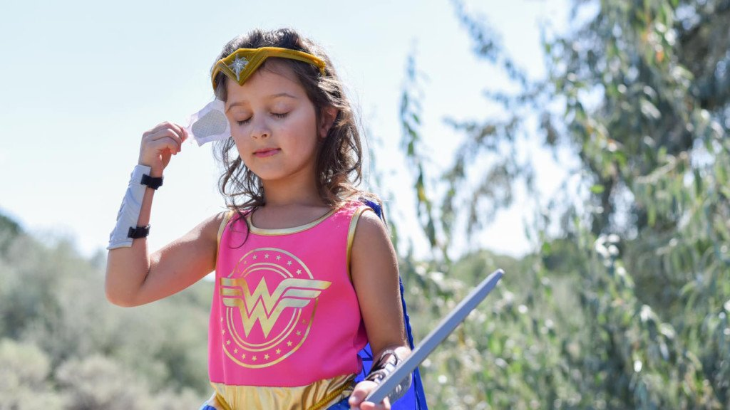 Pasco girl, 5, regains vision in her eye after serious accident