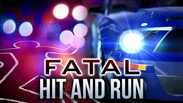 60 year old man killed in hit and run accident