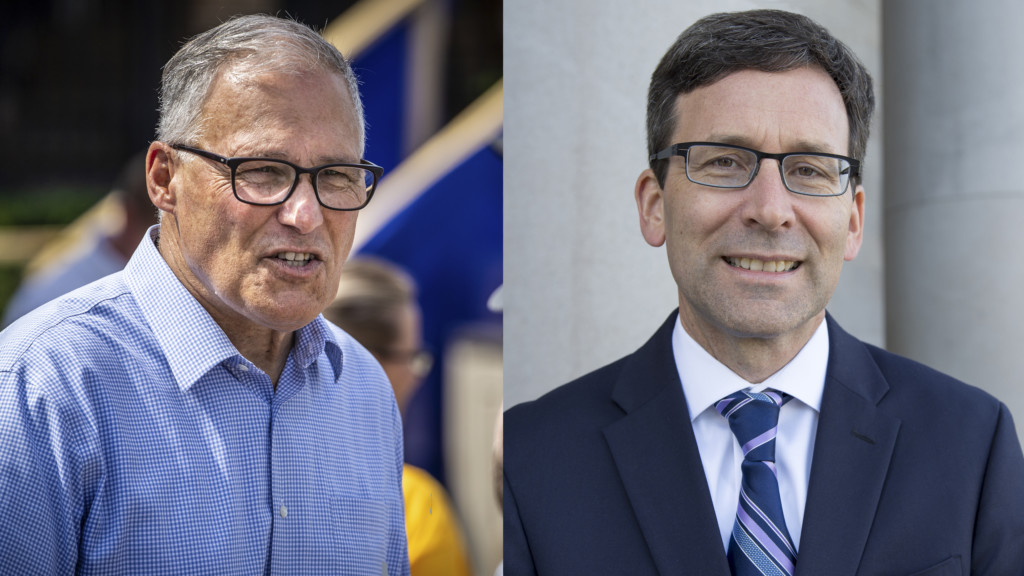 More than 66,500 people sign petition to impeach Inslee, Ferguson