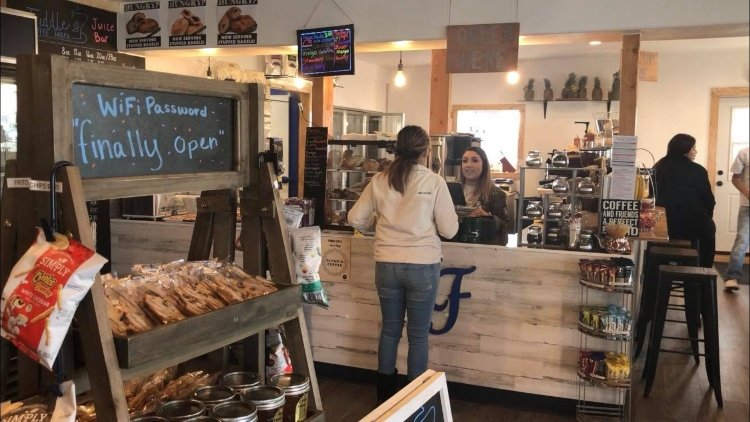 New community-focused coffeehouse opens in Wapato