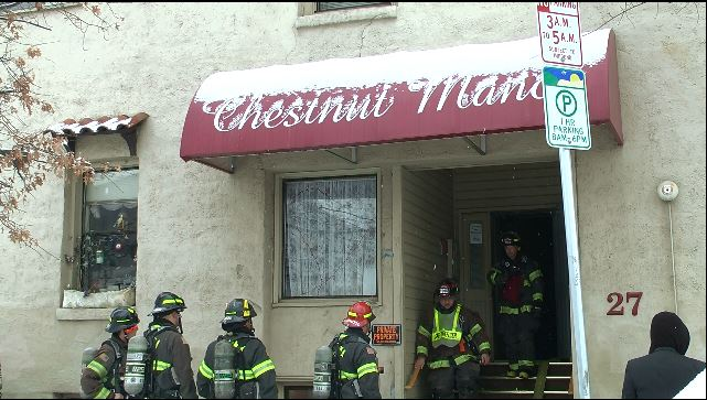Yakima apartment fire forces almost 50 people out of their homes