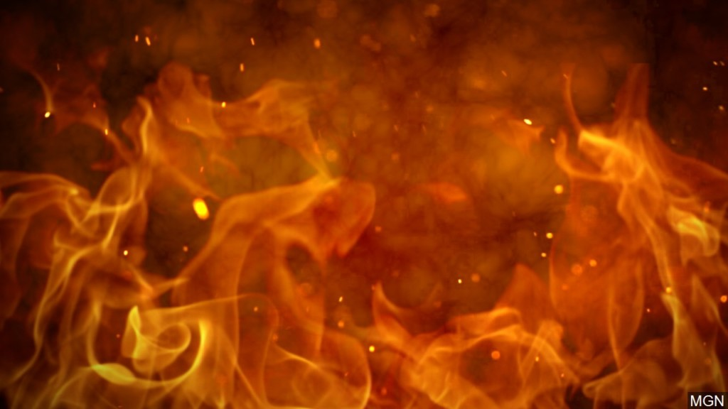 Yakima garage fire causes $55,000 in damages