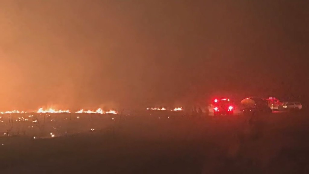 Fire officials warn of fire dangers in Washington state