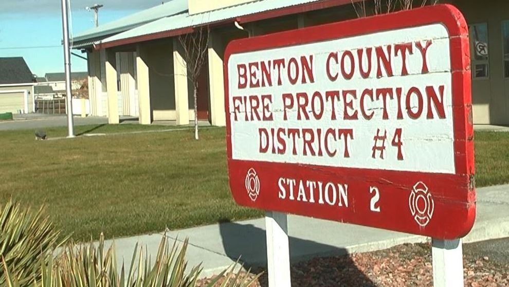 Benton County Fire asking voters to help fund a new fire station