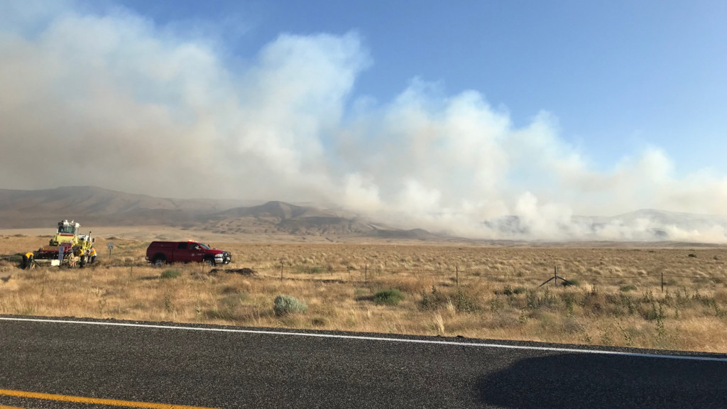 DNR: Cold Creek Fire grows to 15,000 acres