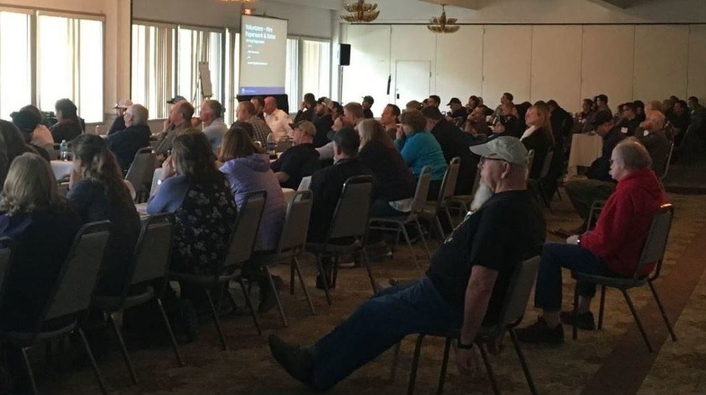 Incident management teams gather in Richland to prepare for upcoming wildfire season