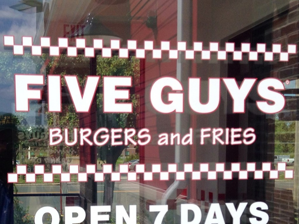 Yakima's first Five Guys opens on Monday