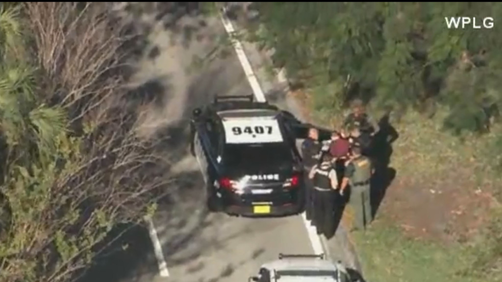 Sheriff: Shooter in custody after mass shooting at Florida high school