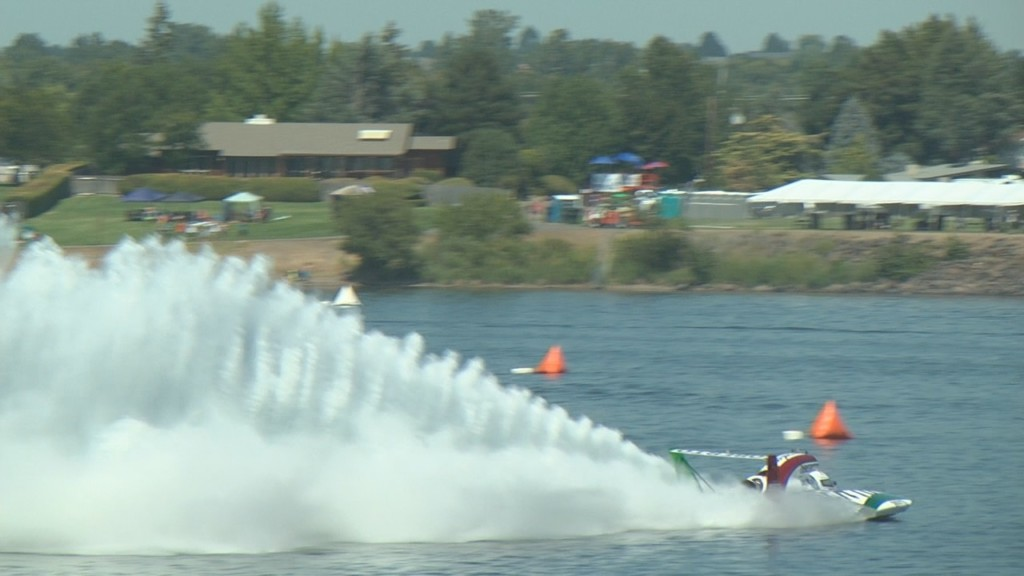 Water Follies weekend kicks off 54th year in Tri-Cities