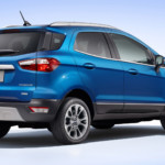 Diminutive SUV joins Ford's North American lineup