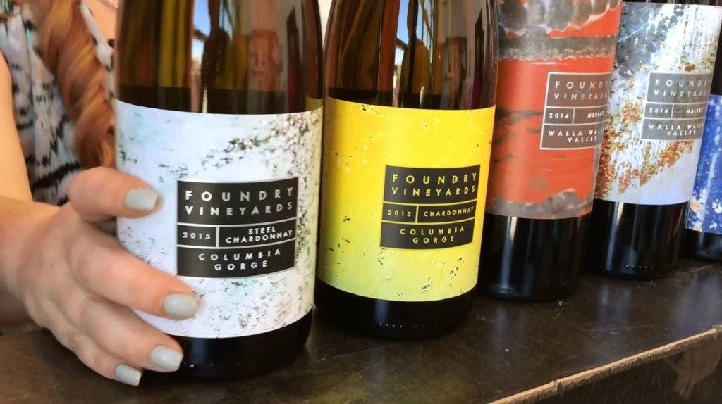 Foundry Vineyards: a family bond — iron clad