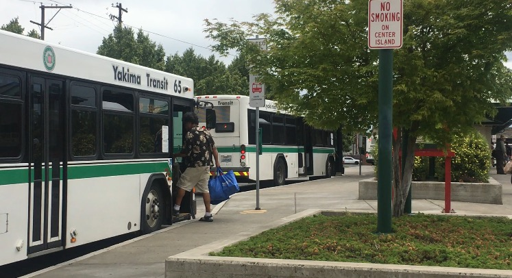 Free bus rides to city-owned pools in Yakima this Summer