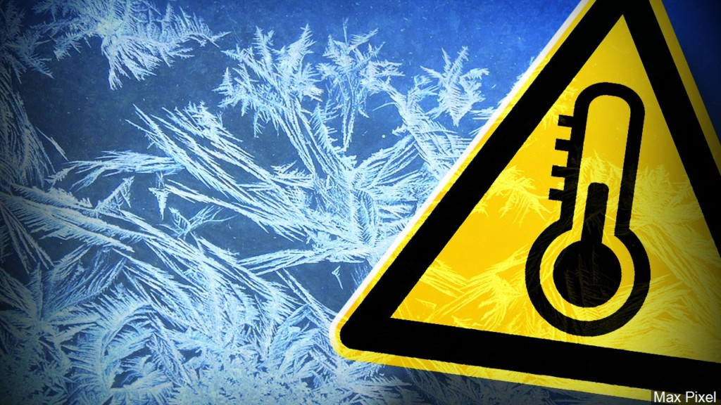 Local police agencies warn of icy road conditions for Thursday's commute