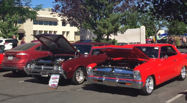 Car and Bike Show helps save the local Yakima Trolley