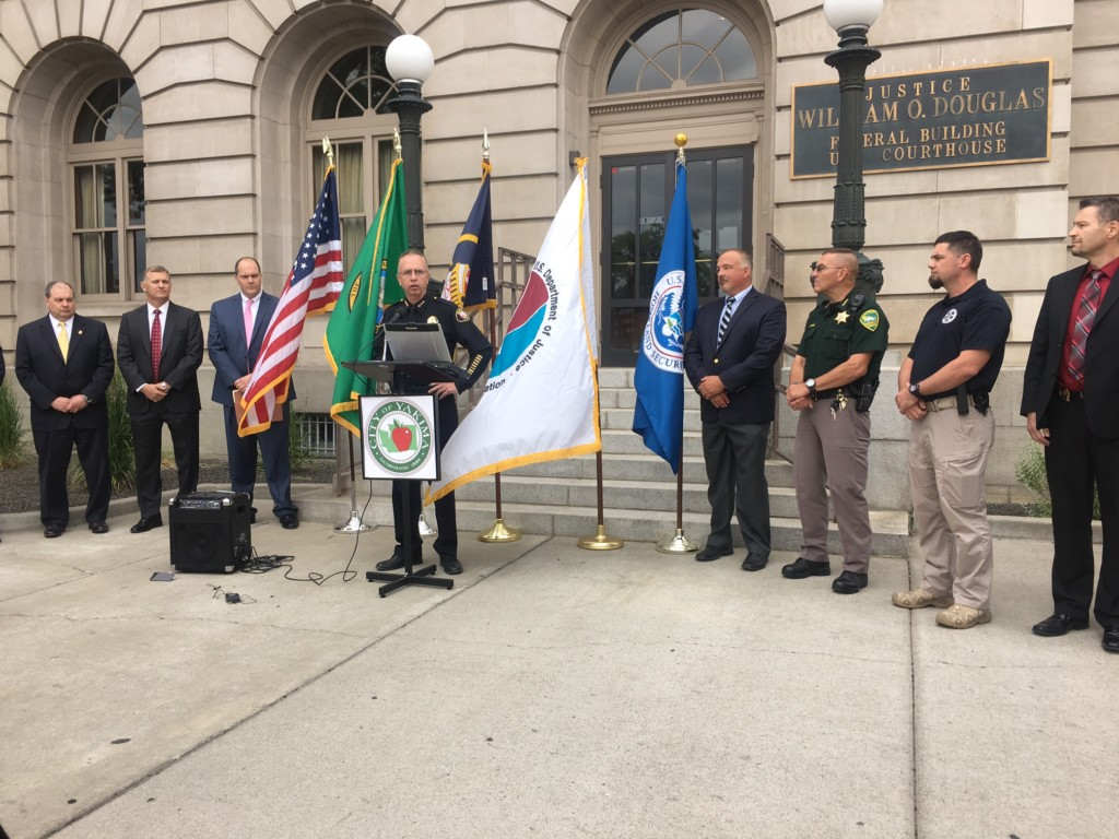Yakima police making progress on a violent crime crackdown in the city