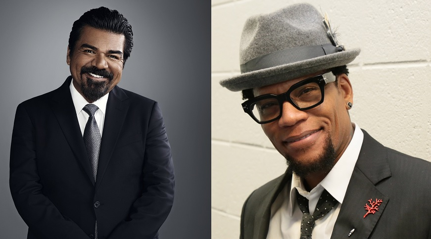 George Lopez, DL Hughley performing together in Yakima this summer
