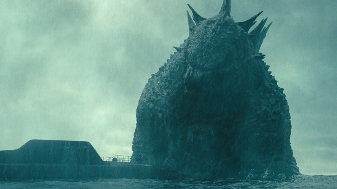 Godzilla sequel underperforms, but wins weekend over Rocketman and Ma