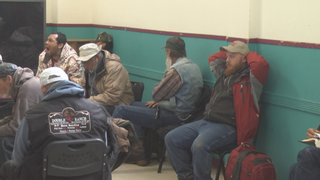 New homeless men's facility kicks off in Pasco