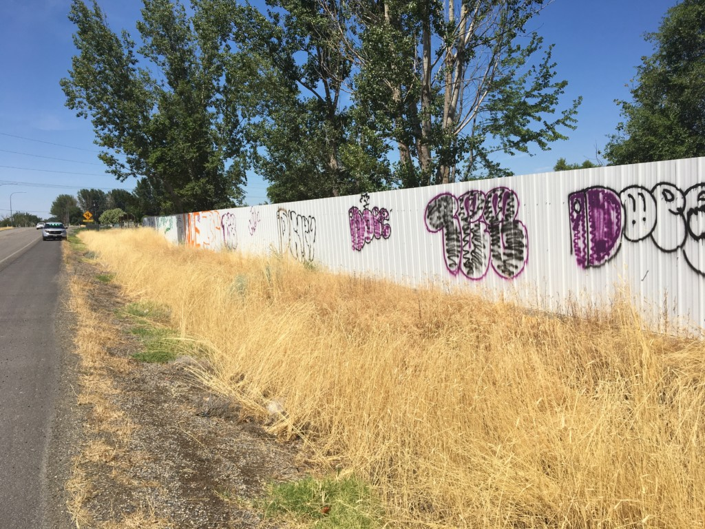4 arrested in connection to over 30 graffiti crimes