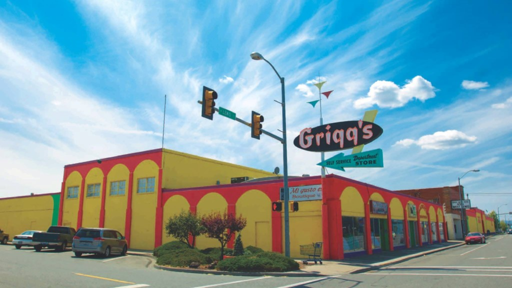 Huge holiday sale at Griggs Department Store in Pasco