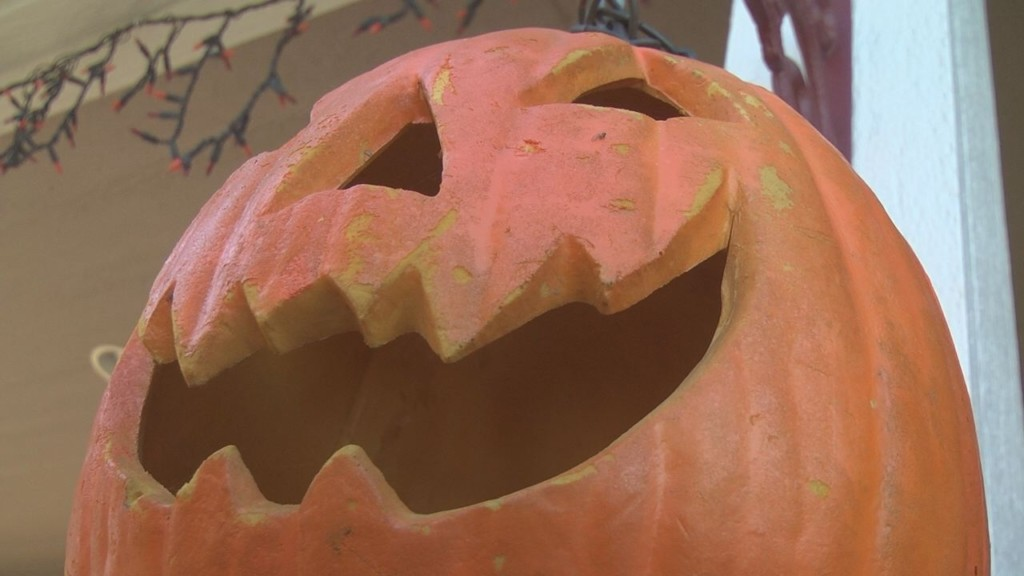 Officials warn of possible Halloween disasters