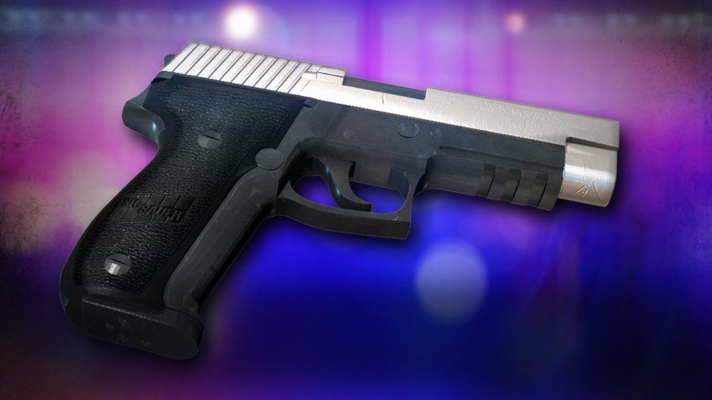 Armed suspects rob store, take off in stolen car, light it on fire