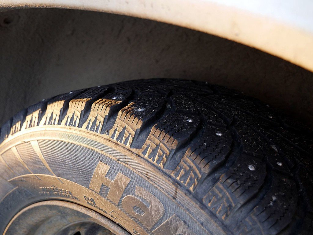 Drivers have until March 31 to remove studded tires