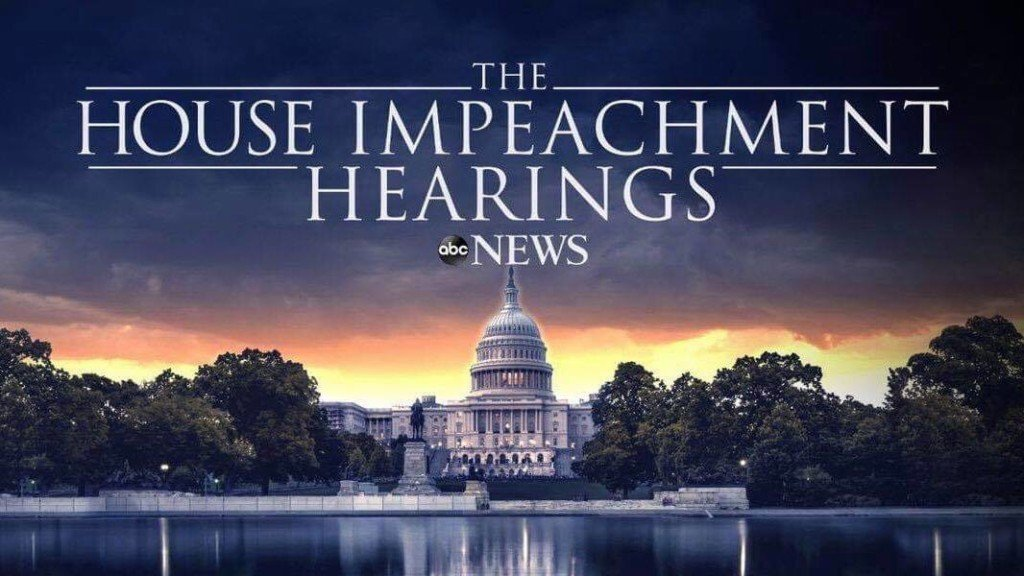 WATCH LIVE: The Trump Impeachment Hearings, Day 3