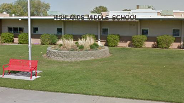 Kennewick middle school will have extra police on Oct. 25 due to school threat