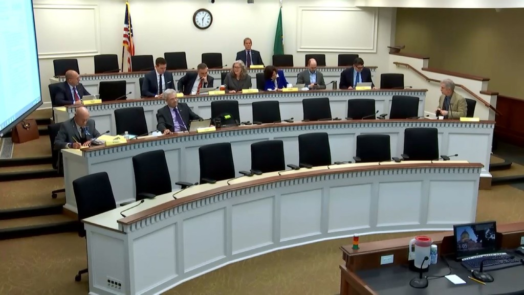 Klippert, Haler vote against wrongful death law, but bill passes committee