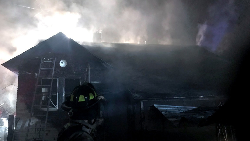 Walla Walla woman rescued from burning home is in critical condition at Harborview