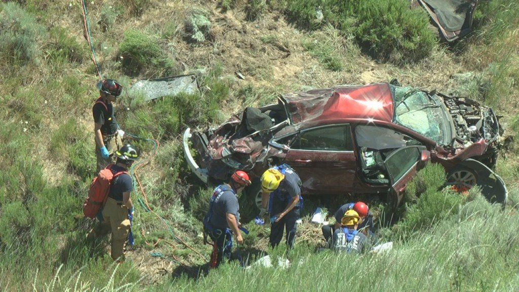Hermiston woman dies in accident on I-82