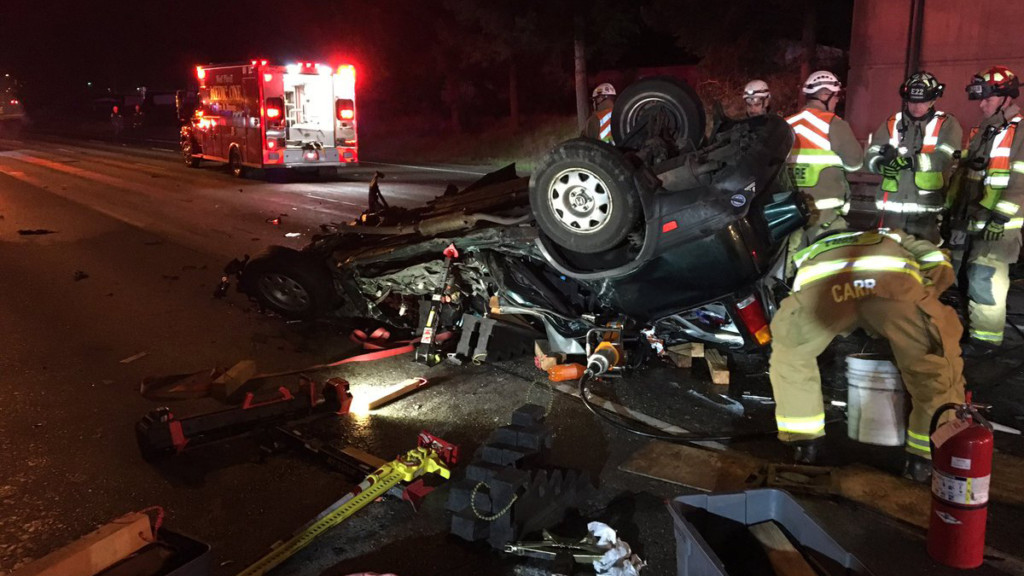 Troopers: DUI hit-and-run crash leaves 3 dead in Washington