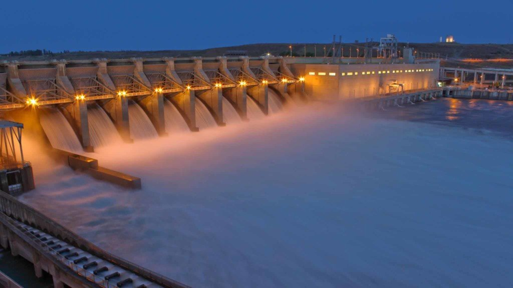 Ice Harbor Dam