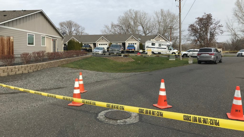Autopsy shows woman was strangled to death at West Richland apartment