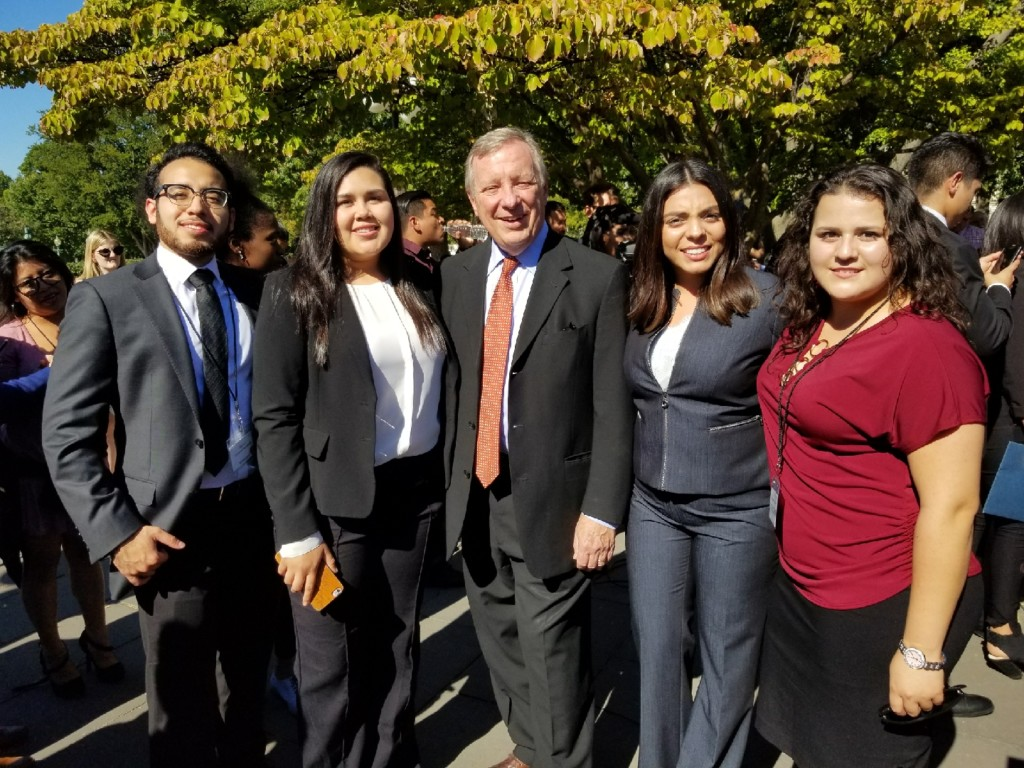 Tri-Cities DACA recipients meet with Congress in Washington D.C.