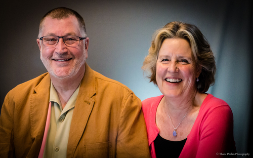 Husband and wife selected for Ted Robertson Award