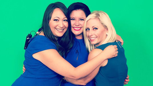 Morning anchor Jade Redinger bids KAPP-KVEW farewell
