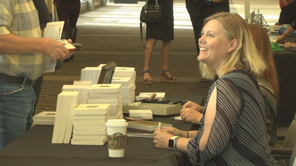 Jaycee Dugard shares story of surviving 18 years in captivity with the Yakima community
