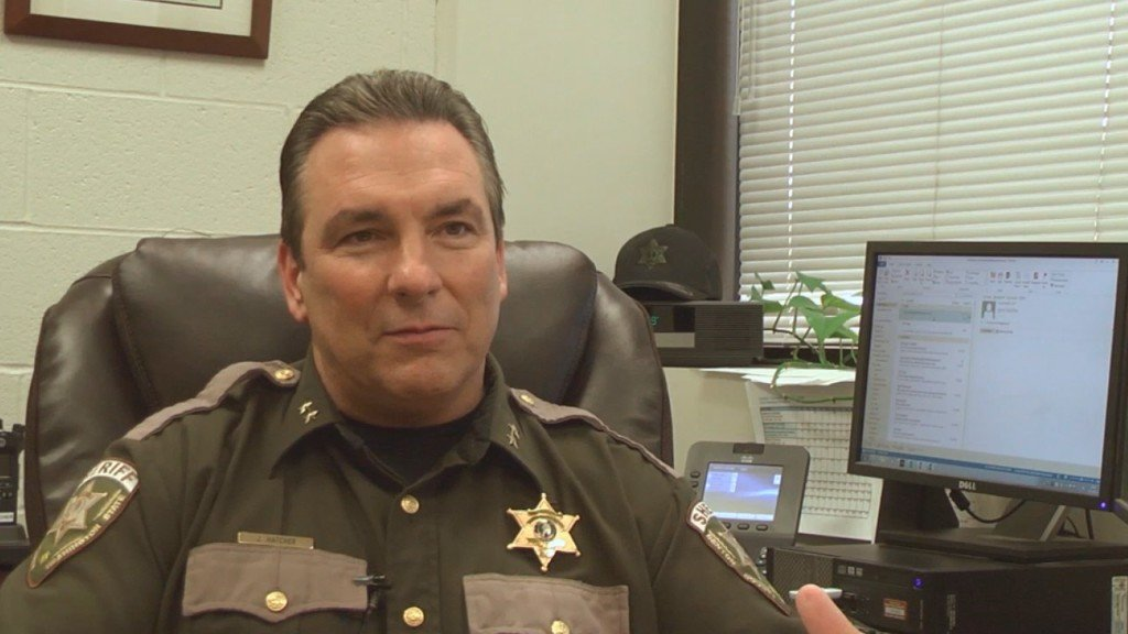 Unions call for Sheriff Jerry Hatcher to resign amid domestic violence case