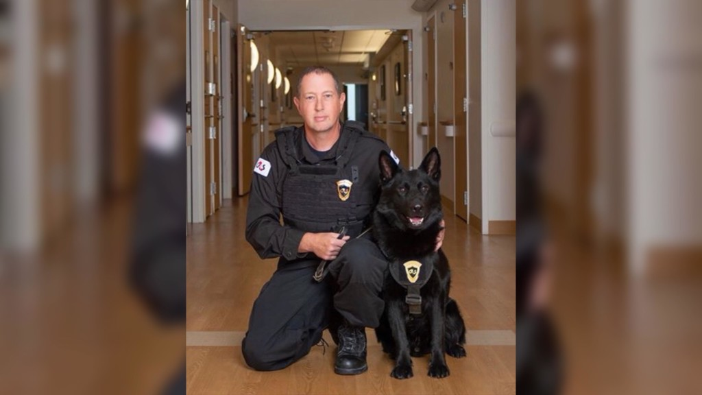 Kadlec welcomes new K9 team at Richland campus
