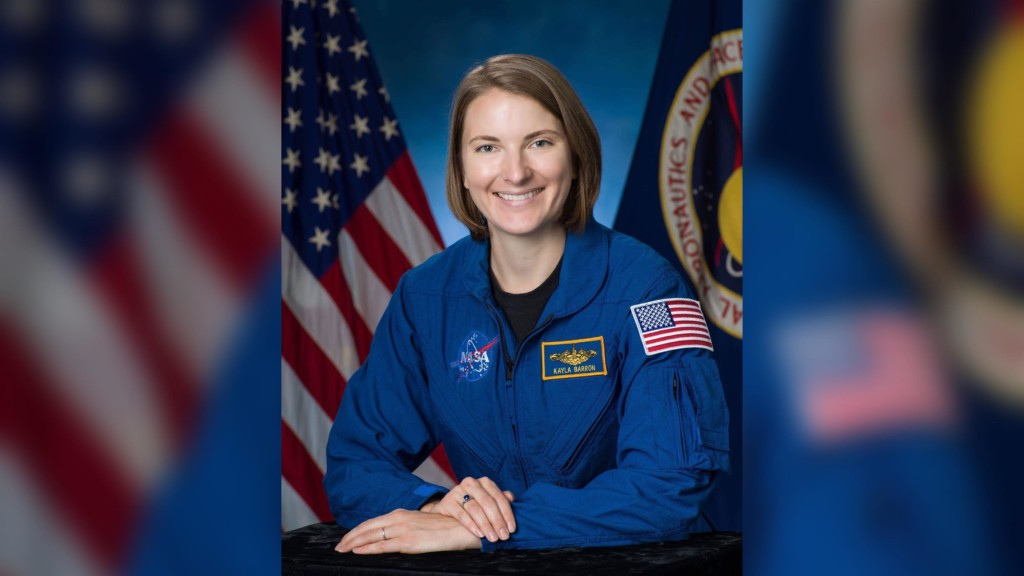 Richland woman in the running to become NASA astronaut