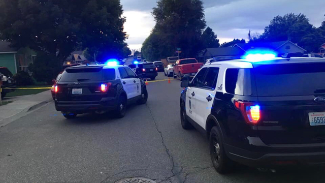 1 arrested in connection to Kennewick gang shooting; 2 still on the run