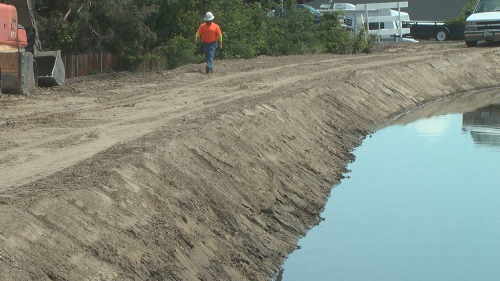 KID officials warn residents to keep watch for burrowing animals near canal