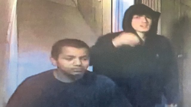Kennewick PD trying to identify 2 who broke into Roasters Coffee
