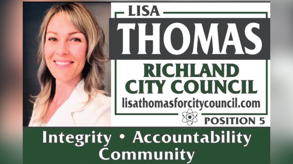 Richland City Council candidate responds to sheriff's charges being dismissed