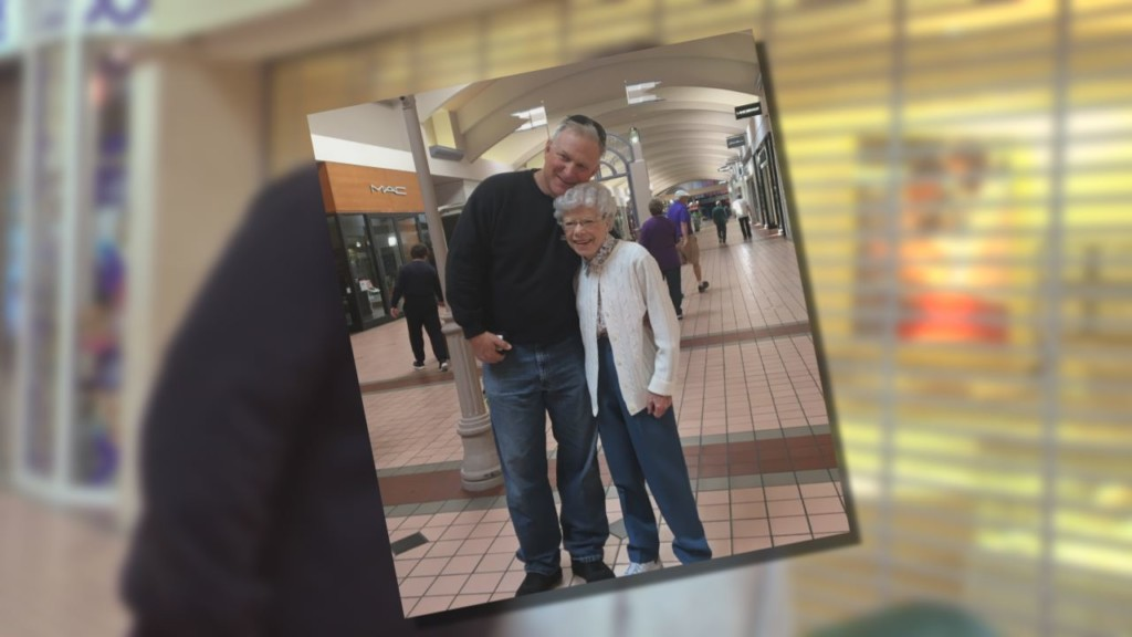 89-year-old woman walks 15,000th mile at Columbia Center Mall